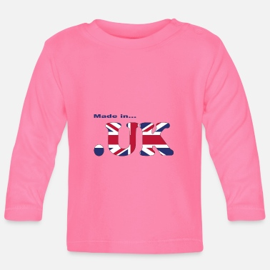 Uk made in uk - Baby Longsleeve Shirt