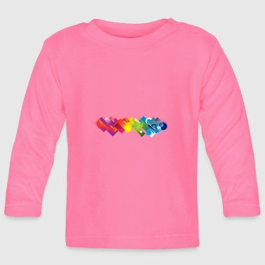 Graphic Design - Baby Long Sleeve T-Shirt
