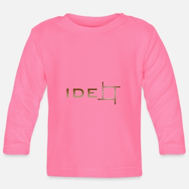 Idea Idea - idea - Baby Long Sleeve T-Shirt