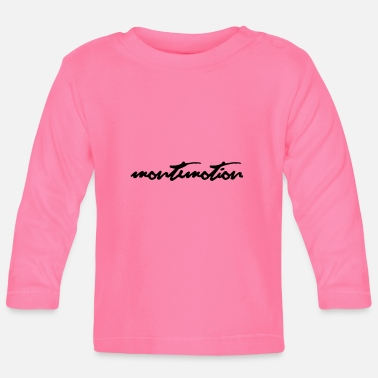 Motion monte motion - Baby Long Sleeve T-Shirt