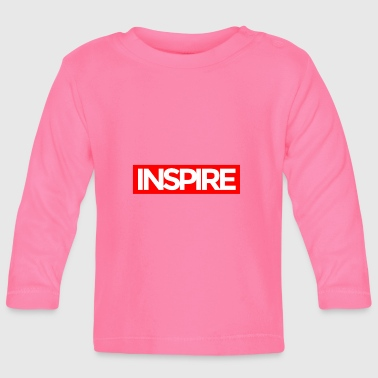 Inspire - Baby Long Sleeve T-Shirt