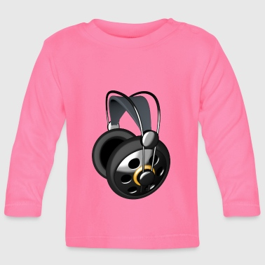 Audio headphones - Baby Long Sleeve T-Shirt