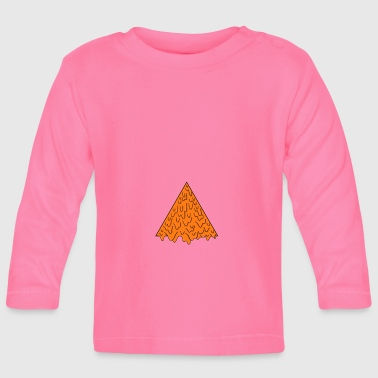 triangle grime - Baby Long Sleeve T-Shirt