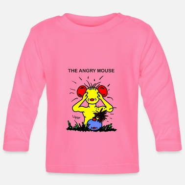 Angry LA SOURIS ANGRY - T-shirt manches longues Bébé