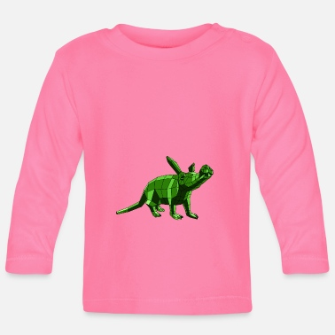 Aardvark Aardvark Aardvark Paperwolf Trend 2018 Eye catcher - Baby Long Sleeve T-Shirt