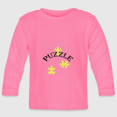 PUZZLE - Baby Long Sleeve T-Shirt