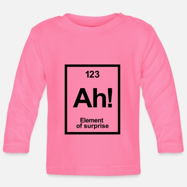 Periodic Table periodic table - Baby Longsleeve Shirt