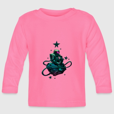 Astro - Baby Long Sleeve T-Shirt