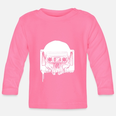 Audio audio Skull - T-shirt