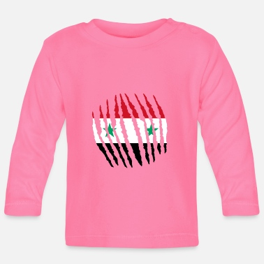 Claw claw home origin Syria png - Baby Longsleeve Shirt