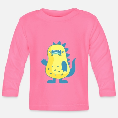 Monster monster - Baby Longsleeve Shirt