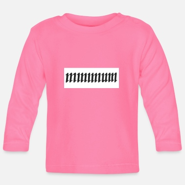 Minimum minimum - Baby Longsleeve Shirt