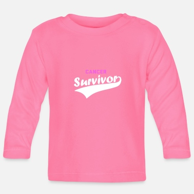 Breast Cancer Awareness Breast, Awareness, Awareness - CANCER AWARENESS - Baby Longsleeve Shirt