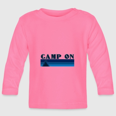 Camp On - T-shirt