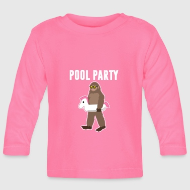 Pool Party - T-shirt manches longues Bébé