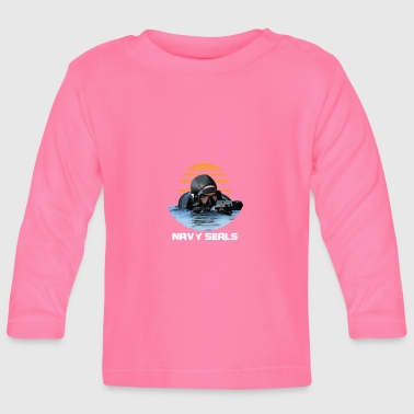 Navy Seals Navy Seals Rescue Diver - Baby Long Sleeve T-Shirt