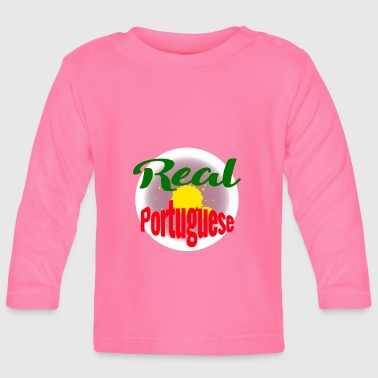 Portuguese Real Portuguese - Baby Long Sleeve T-Shirt