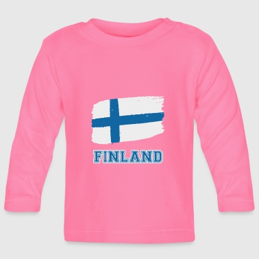 finland - Baby Long Sleeve T-Shirt