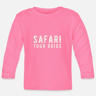 Guide Safari guide - Baby Longsleeve Shirt