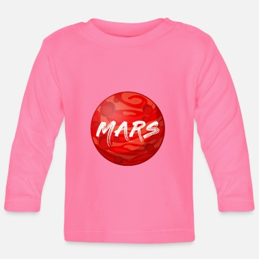 Occupy Occupy Mars - Baby Langarmshirt