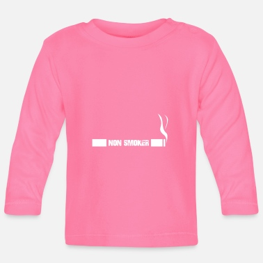 Smoking Smoke - Baby Longsleeve Shirt