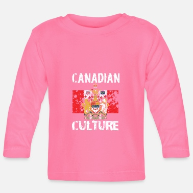 Culture Canadian Culture - Baby Long Sleeve T-Shirt