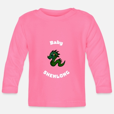 Little Creatures Baby Shenlong little dragon Dragon mythical creature - Baby Long Sleeve T-Shirt