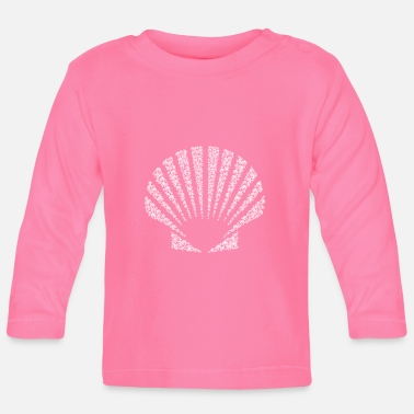 Shell Shell of small shells - Baby Longsleeve Shirt