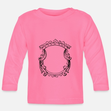 Frame frame - Baby Long Sleeve T-Shirt