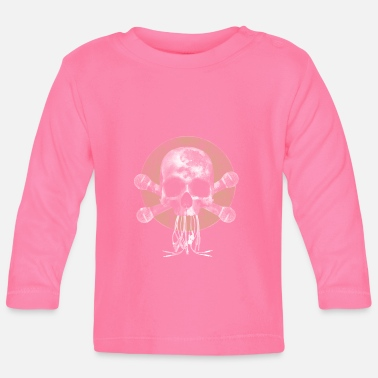 Death Metal Death Metal - Baby Long Sleeve T-Shirt
