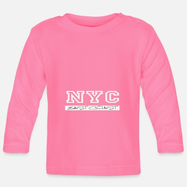 East Coast NYC - East Coast - Baby Longsleeve Shirt
