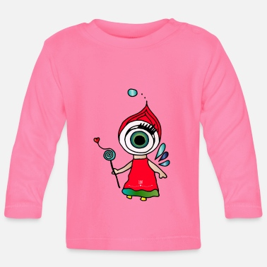 Sight Seeing Sense of sight - Optri - Baby Longsleeve Shirt
