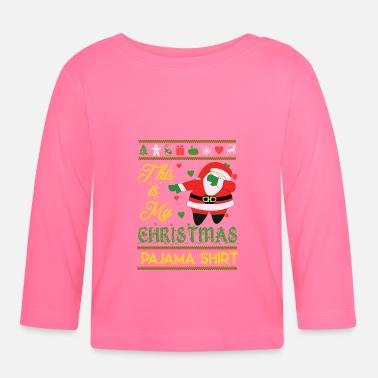 Pyjama Baby Shirts Met Lange Mouwen Online Bestellen Spreadshirt