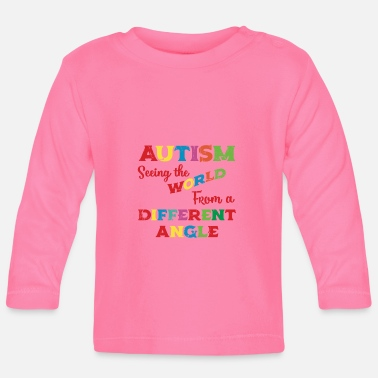 Concienciación Del Autismo Autism Unicorn Kids Autism Awarenesss - Camiseta manga larga bebé