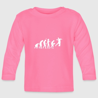 EVOLUTION HANDBALL - Baby Langarmshirt