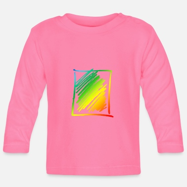 Painting To paint - Baby Longsleeve Shirt