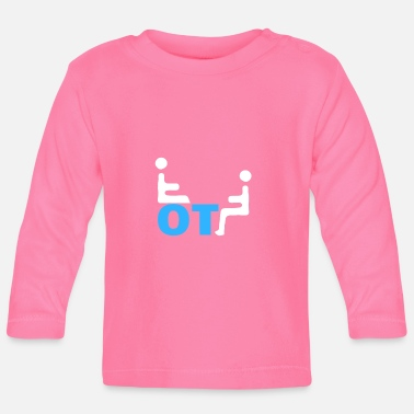 Occupation occupational therapist - Baby Longsleeve Shirt