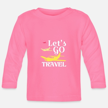 Recreational recreational pilot - Baby Longsleeve Shirt