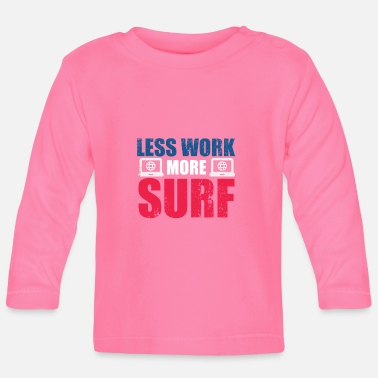 Online Online surfing - Baby Longsleeve Shirt