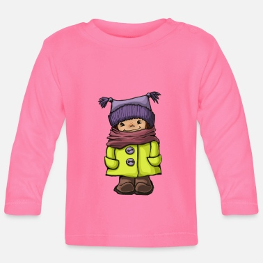Winter winter - Baby Longsleeve Shirt