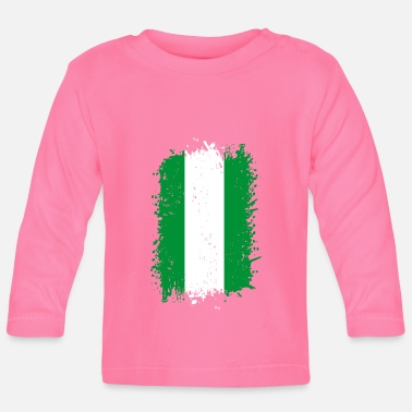 Nigeria Nigeria - Baby Long Sleeve T-Shirt