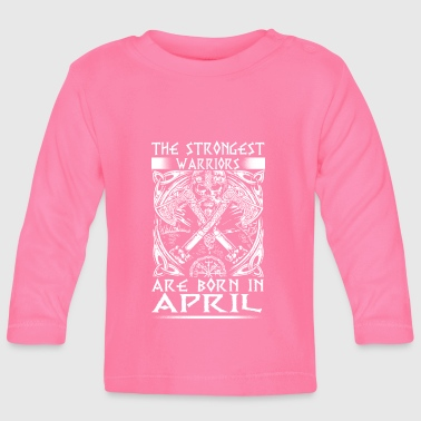 April - Viking - verjaardag - nl - T-shirt