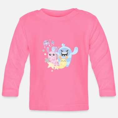 Monster - Baby Longsleeve Shirt