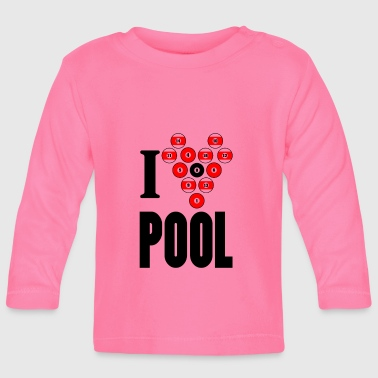 pool - Baby Long Sleeve T-Shirt
