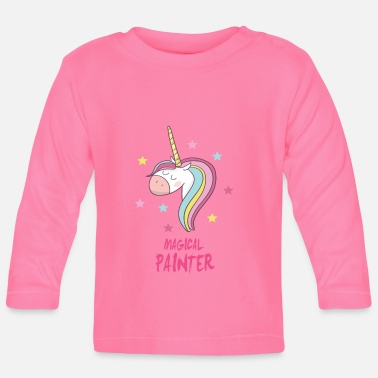 Painter magical Painter - Långärmad T-shirt baby