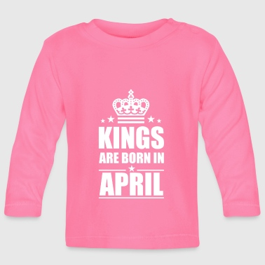 April - Baby Long Sleeve T-Shirt