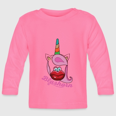 Blasen Blashorn - Baby Long Sleeve T-Shirt