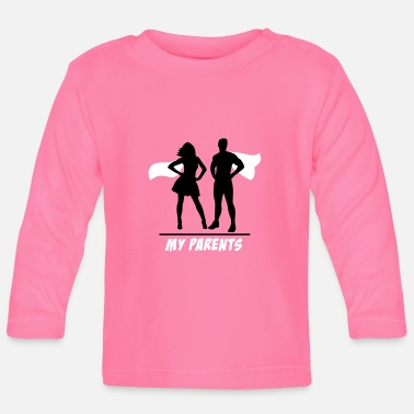 Parents Vos parents-mes parents vos parents-mes parents - T-shirt manches longues Bébé