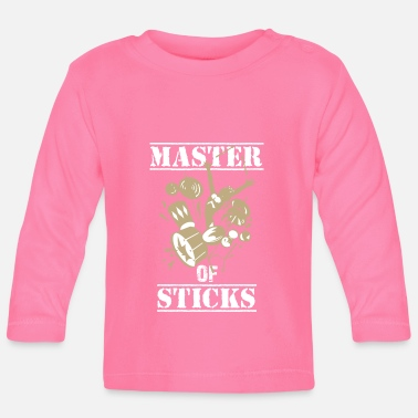 Stick Master of Sticks - Baby Longsleeve Shirt
