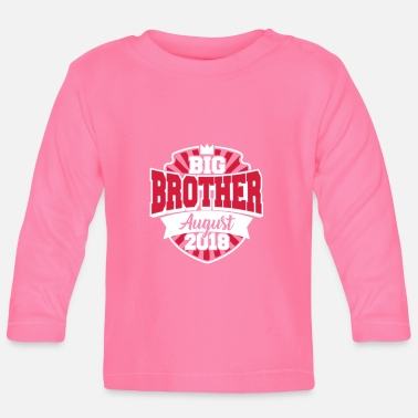 Pregnant Big Brother August 2018-big brother 2018-baby - Baby Longsleeve Shirt
